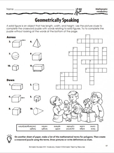 Geometry Terms Crossword Puzzle moreover Persuasive Writing Prompt Worksheet further Word Search besides Coordinate Grids Mapping in addition Ive Got The Key Map Reading. on math christmas worksheet for 6th graders