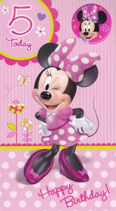Minnie Mouse Birthday Invitations Printable