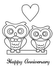 free printable wedding anniversary cards for parents