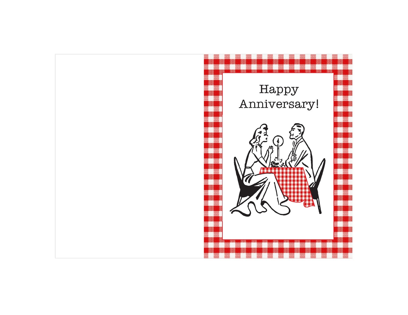 photograph regarding Printable Anniversary Cards identified as 30 Totally free Printable Anniversary Playing cards