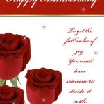 Free Printable Funny Anniversary Cards for Wife