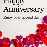 Happy Anniversary Cards Printable