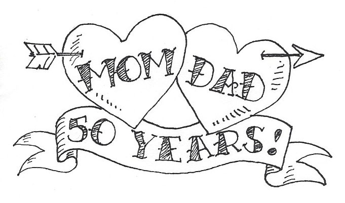 30 Free Printable Anniversary Cards | KittyBabyLove.com