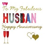 Printable Anniversary Cards for Husband Free