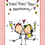 Printable Greeting Cards Anniversary