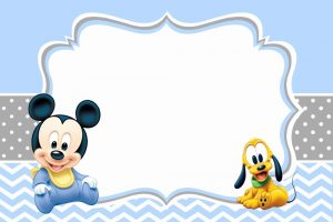 Birthday Invitations Mickey Mouse Clubhouse