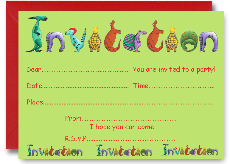 19 roaring dinosaur birthday invitations kitty baby love dinosaur birthday invitations filmwisefo