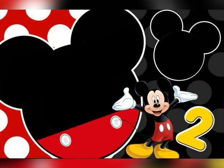 25 Incredible Mickey Mouse Birthday Invitations Kittybabylove Com