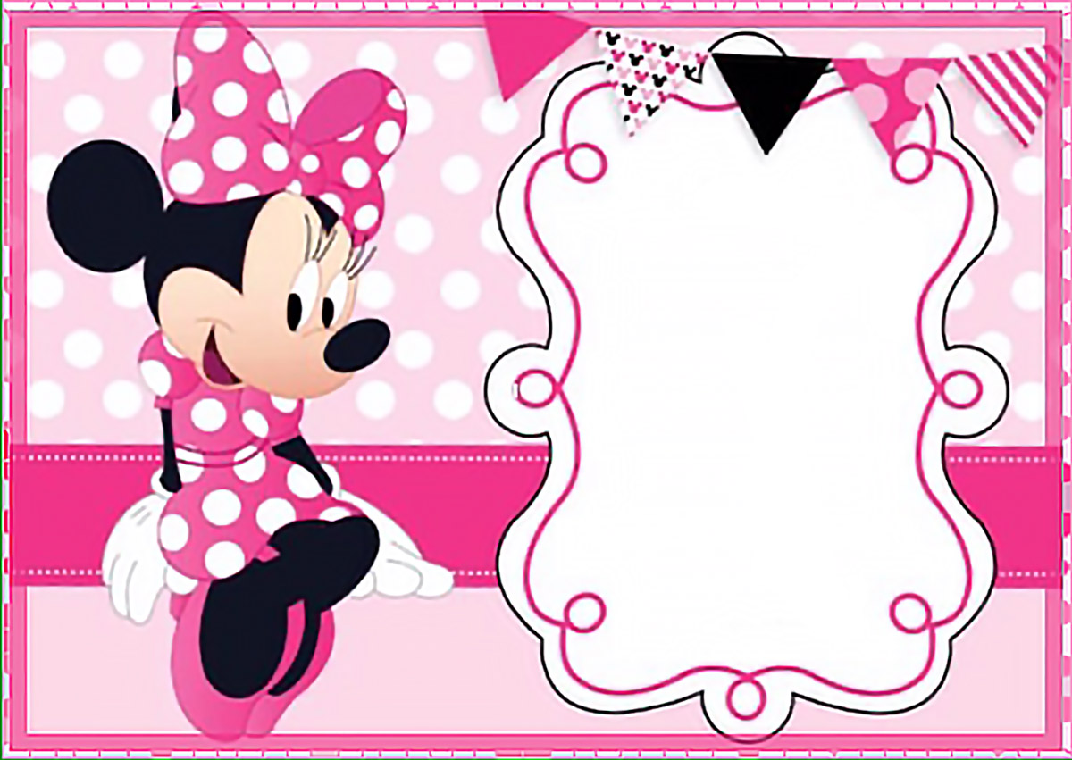 25 Incredible Mickey Mouse Birthday Invitations Kitty