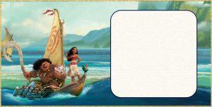 Moana Birthday Invitations Free Templates