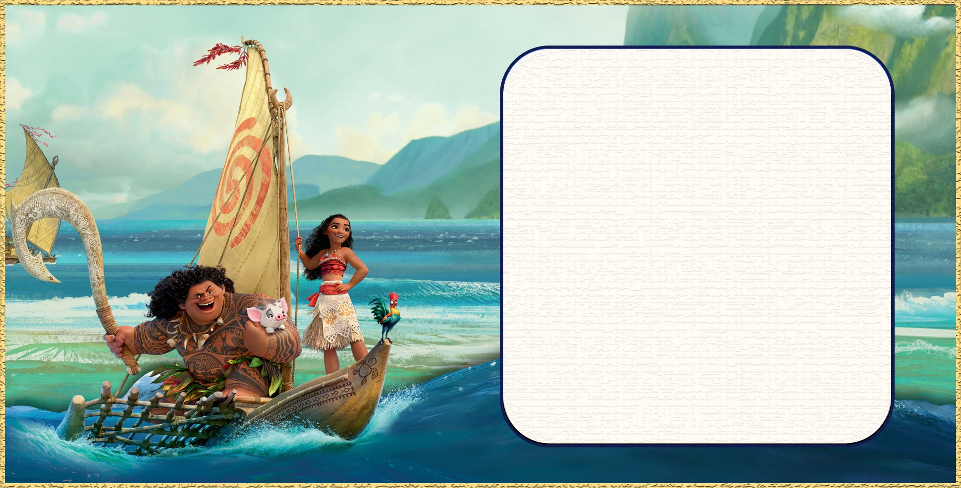 10 Heartwarming Moana Birthday Invitations For You Kitty