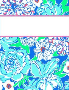 Wedding Binder Cover Template Free