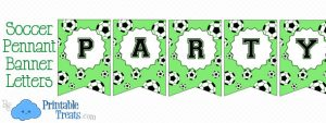 Clipart Letters for Banners