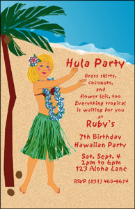 hawaiian party invitations muco tadkanews co