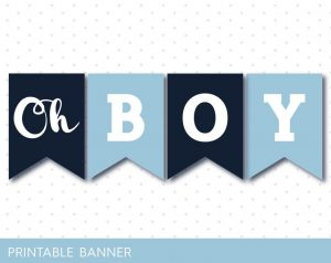 Large Printable Letters for Banners