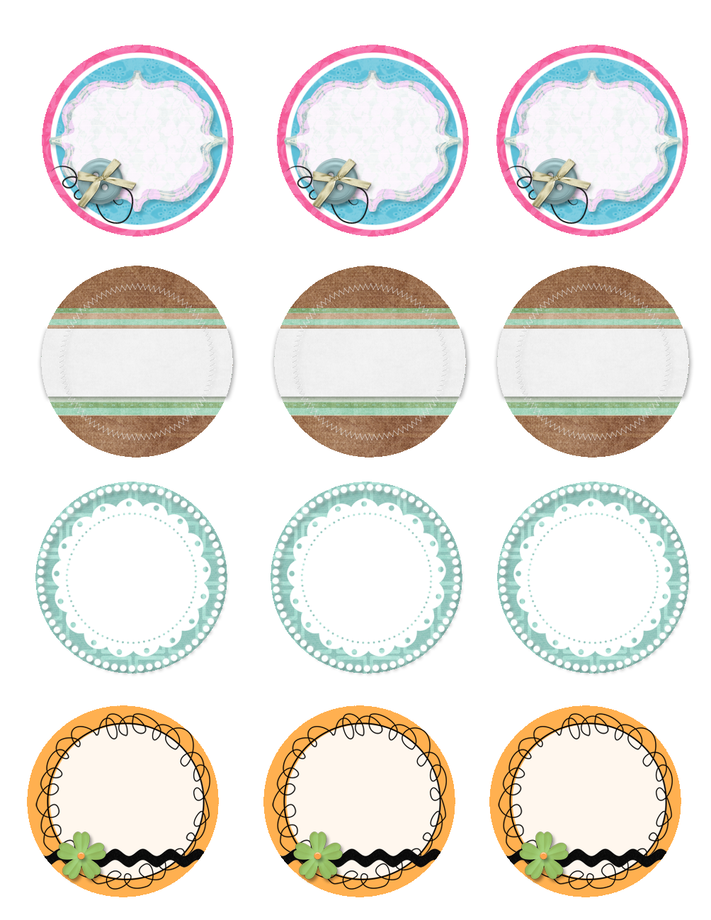 56 Cute Mason Jar Labels