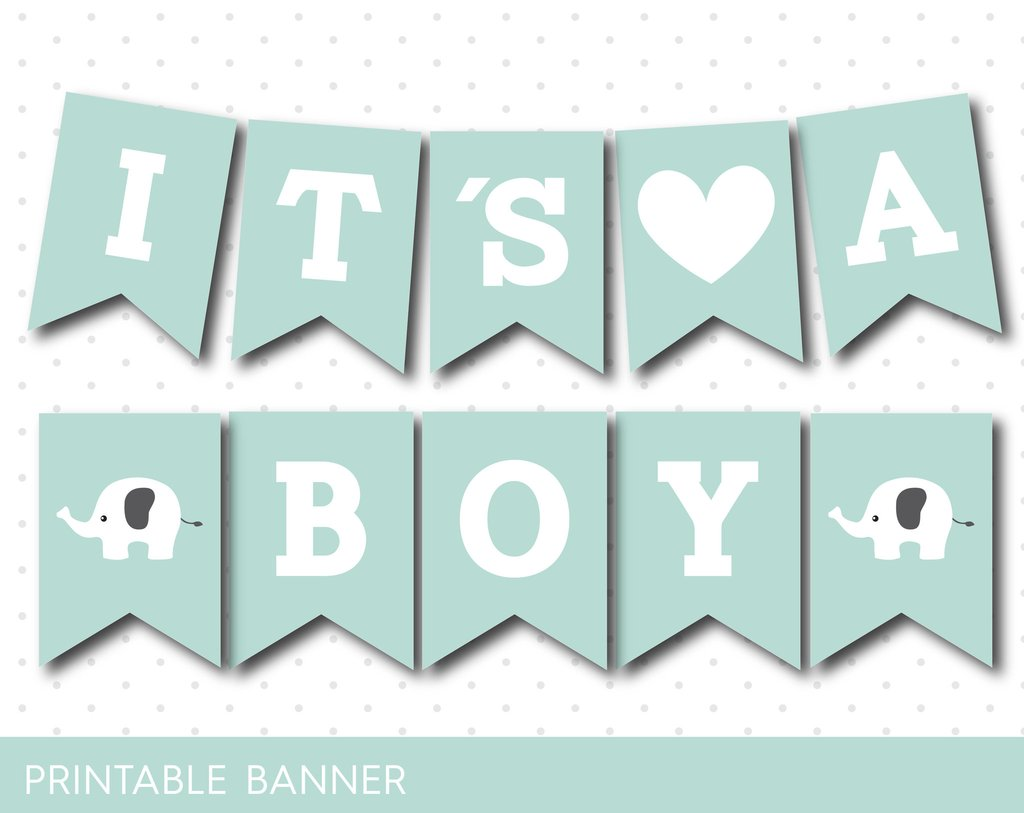 party banner letters