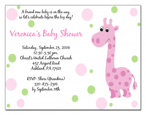 Twin Baby Shower Invitation Poems