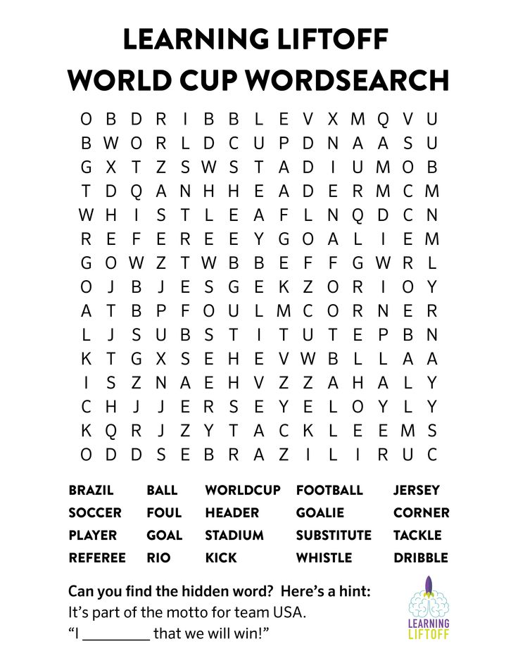 Genius image intended for football word search printable