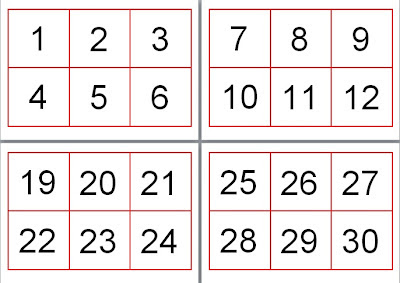 graphic about Free Printable Number Cards 1-20 referred to as 46 Desirable Quantity Flash Playing cards