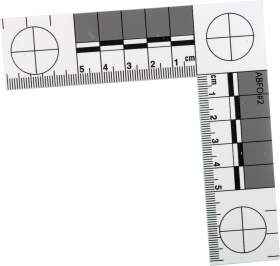 Photographic Forensic Scale Ruler Printable