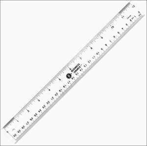 Printable 12 Inch Ruler Download