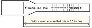 Ring Size Printable Ruler