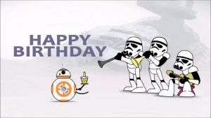 Star Wars Rebels Birthday Invitations