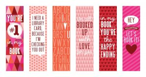Custom Printable Bookmarks