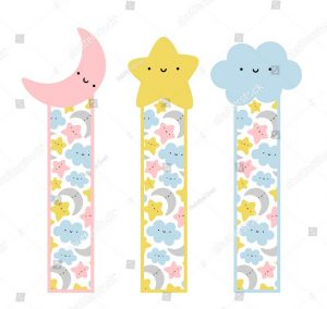 Cute Bookmarks Printable Free