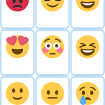Emoji Feelings Printable