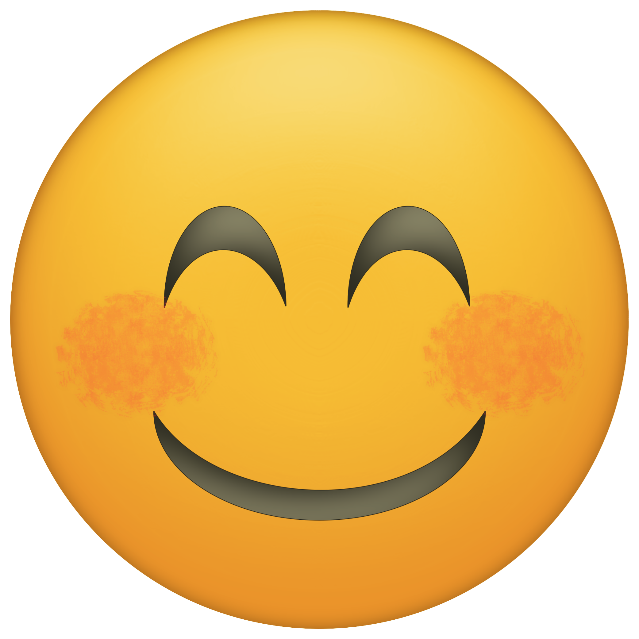 It is a picture of Trust Emoji Pictures to Print