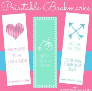 picture relating to Cute Printable Bookmarks called 87 Absolutely free and Printable Bookmarks