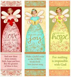 Free Printable Inspirational Bookmarks