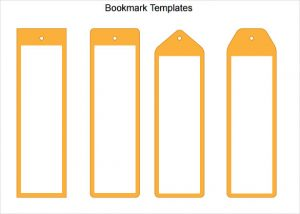 Free Printable Personalized Bookmarks