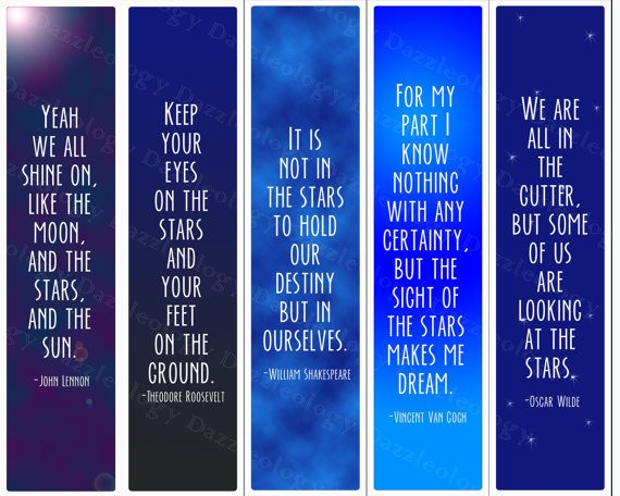 Crafty image intended for free printable inspirational bookmarks