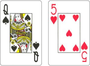 Printable Number Playing Cards