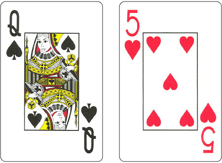 It is a photo of Rare Playing Cards Printable