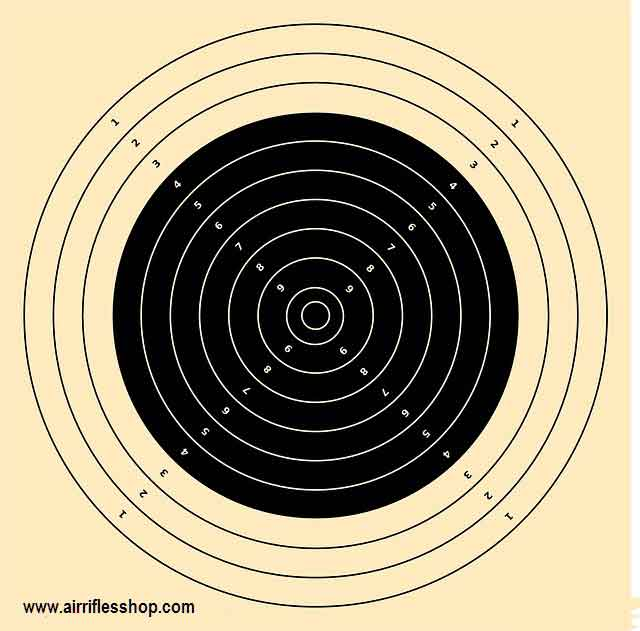 It is a picture of Peaceful 22 Targets Printable