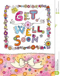 Free Get Well Soon Printable Cards
