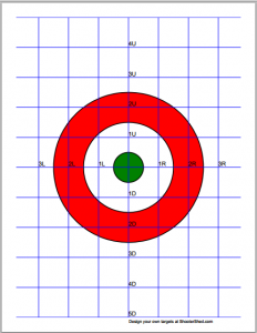 Free Printable 10 Meter Air Rifle Targets