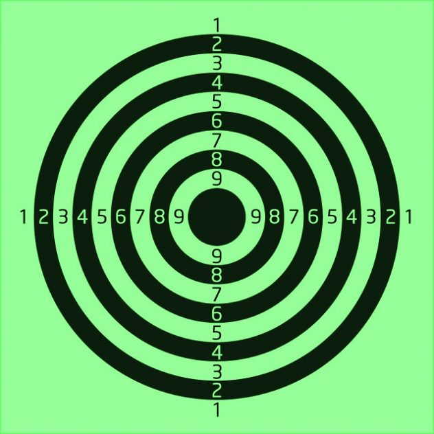 photo about Printable Shooting Targets 11x17 identify 60 Entertaining Printable Plans