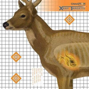 Printable Deer Kill Zone Targets