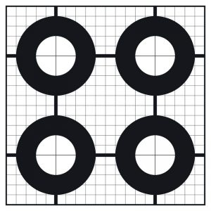 Printable Shooting Targets 11x17
