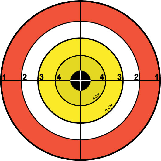 image relating to Funny Printable Shooting Targets named 60 Enjoyment Printable Goals