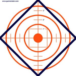 Shooting Targets Printable