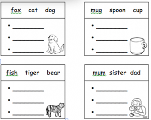 Alphabetical Order Worksheets Ks2