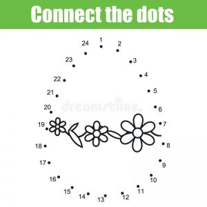 Connect the Dots for Toddlers Printable Pages