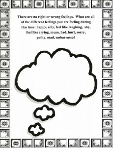 Self Esteem and Addiction Worksheets