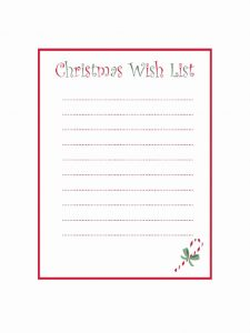 Best Christmas Wish List Ever